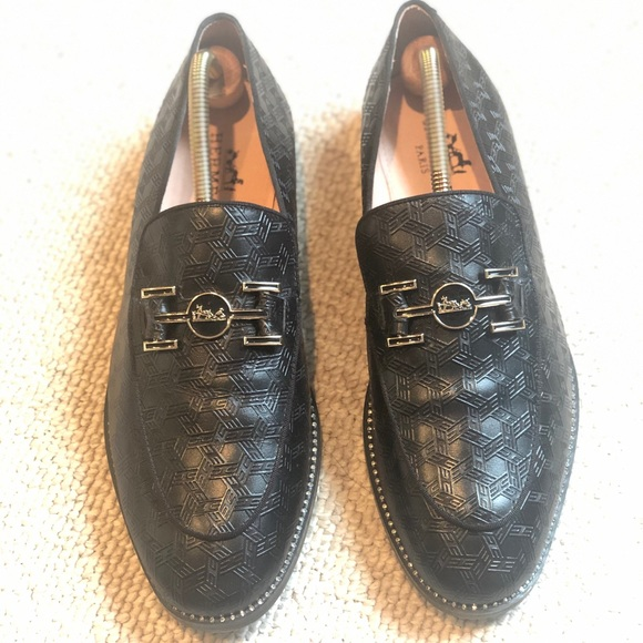 Hermes Other - Hermes Loafers Authentic Men's 9 US